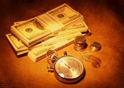 Cash & Stopwatch