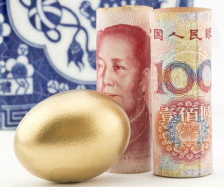 Yuan Gold Egg