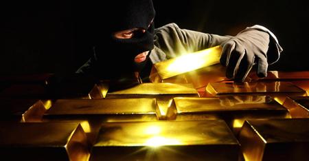 gold-heist