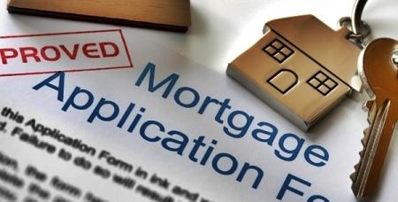 Loan Applications Drop